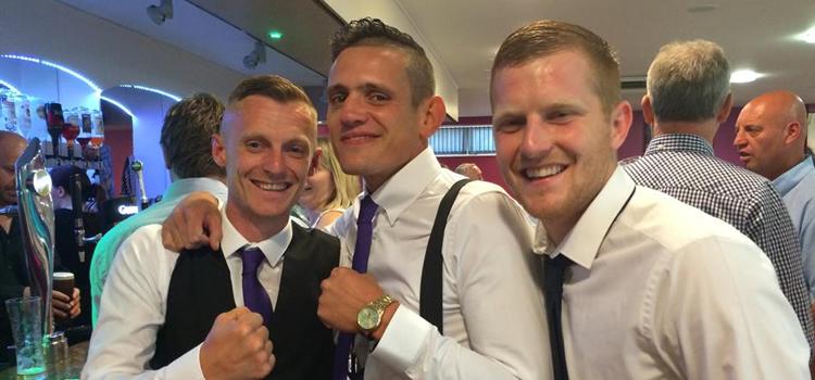 Liam Griffiths Boxer Profile