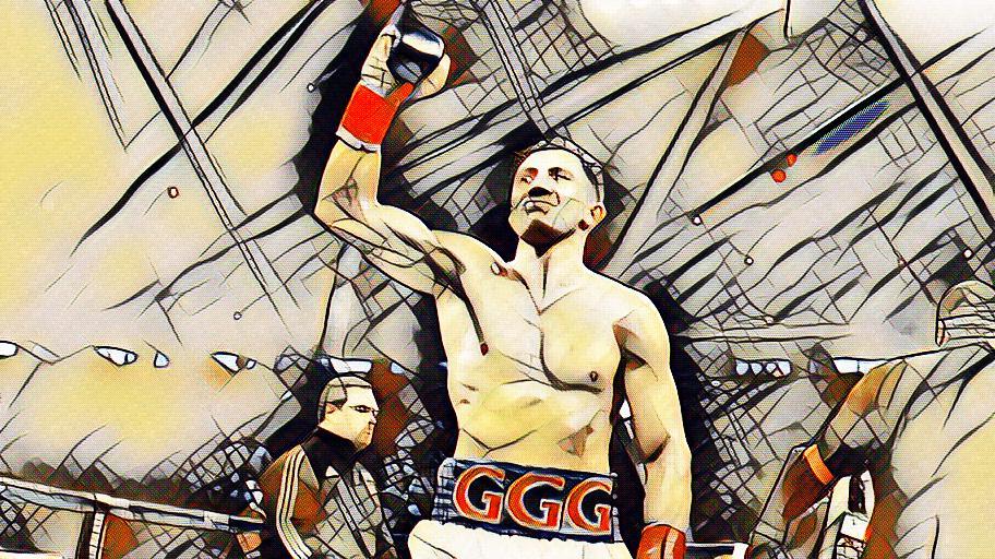 Golovkin Boxer